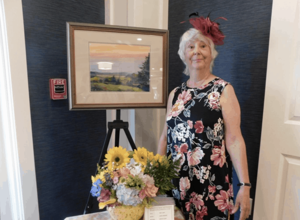 Hampton Art in Bloom 2019