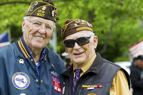 veterans aid and attendance