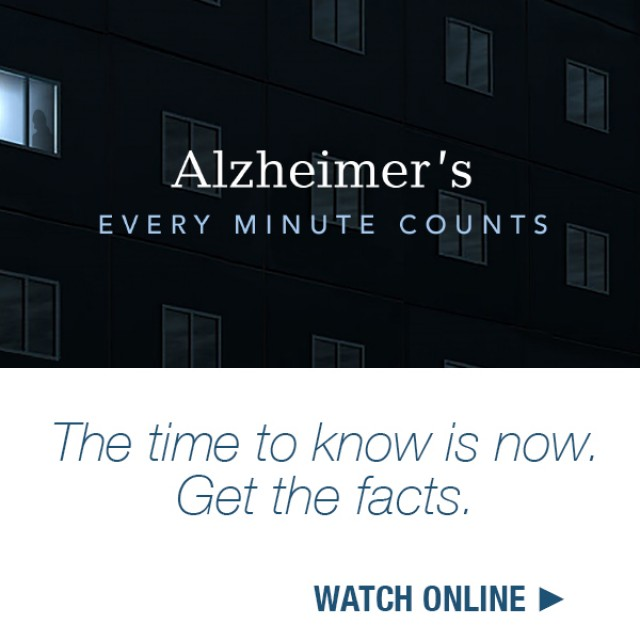 Alzheimers Every Minute Counts PBS2