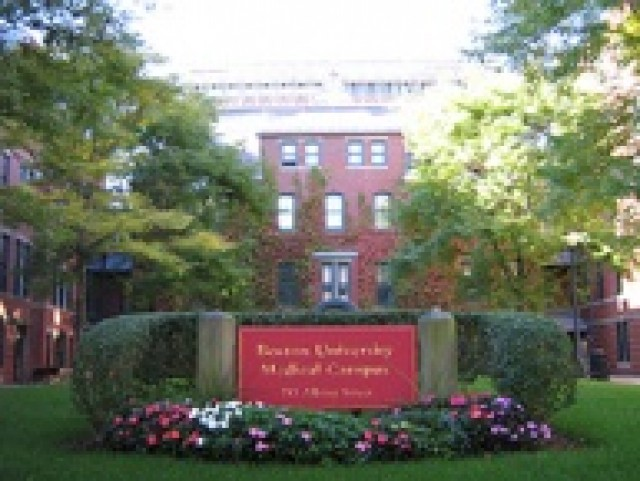 Boston University School of Medicine Alzheimer's Disease Center