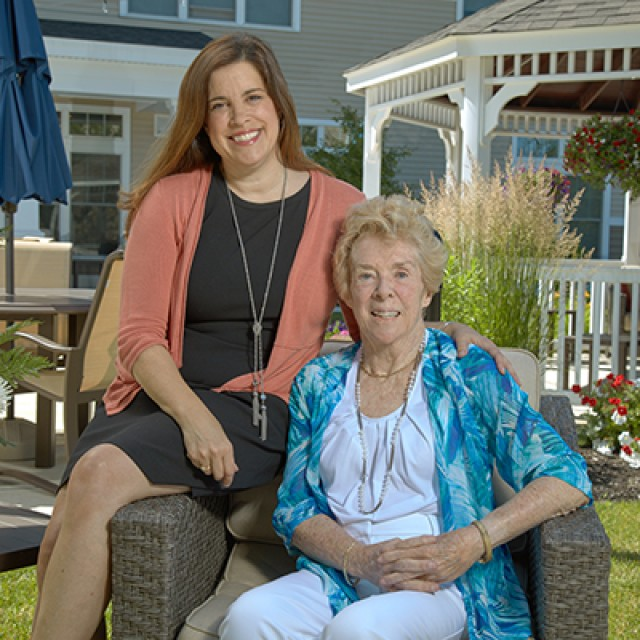 Hampton Assisted Living ConnectedLIFE