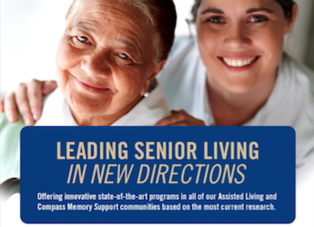 Leading Senior Living In New Directions