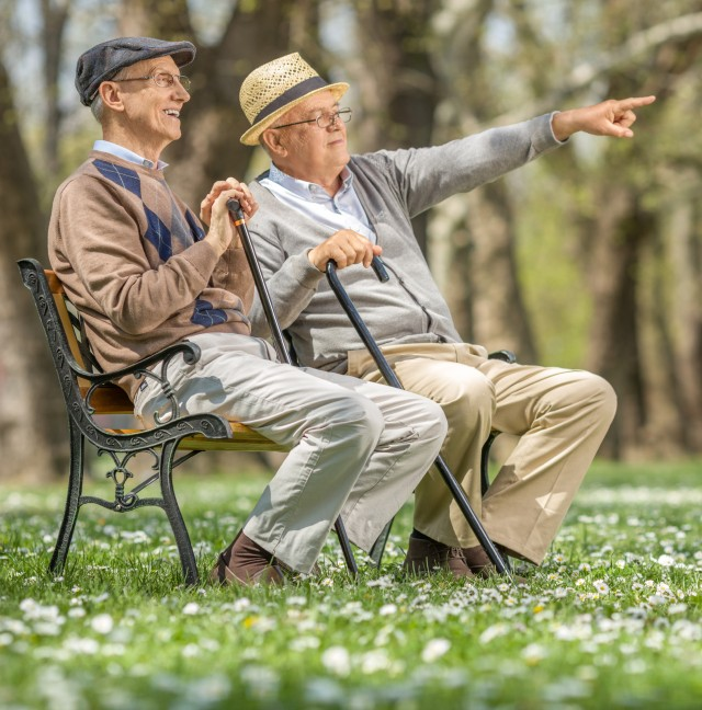 Senior lifestyle and well-being