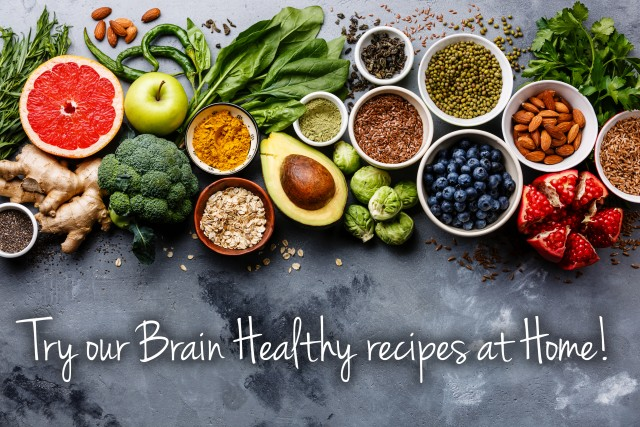 Brain Healthy Recipes