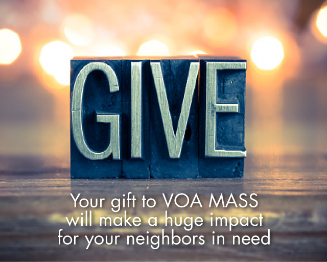 Volunteers Of America Massachusetts Gift