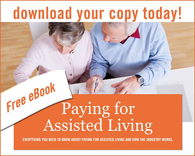 how to pay for assisted living book
